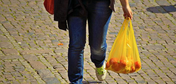 sacchetti di plastica