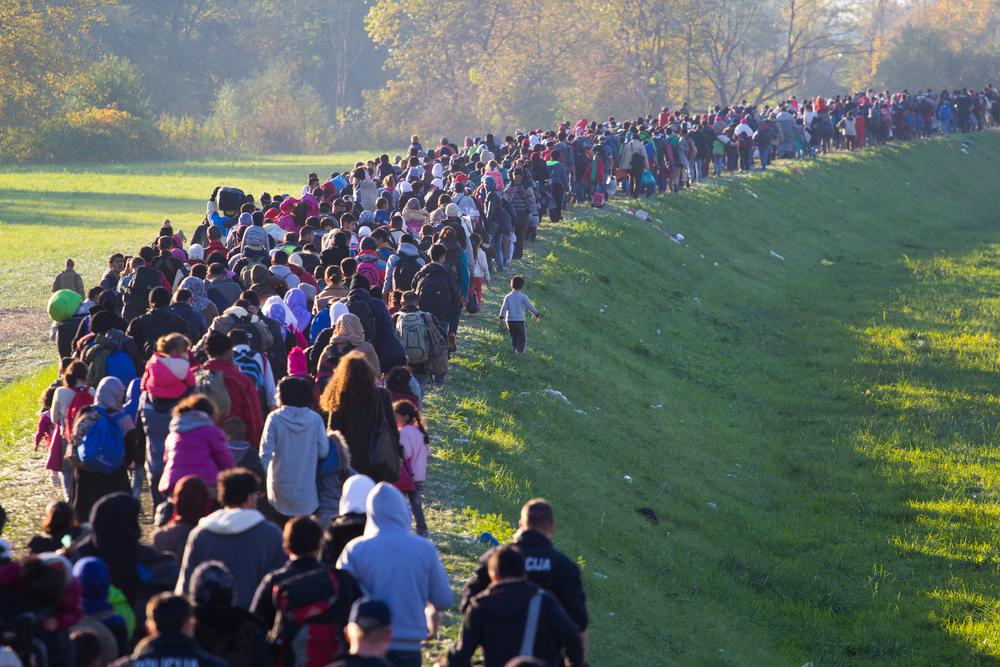 La migrazione fa da sempre parte del DNA umano, ora un rapporto delle nazione unite cerca di approfondire il rapporto tra Cambiamenti climatici e migrazioni