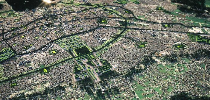 urbanistica sostenibile tirana