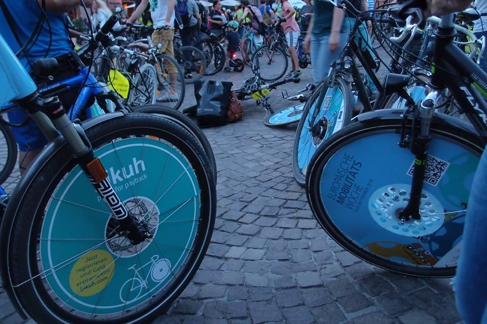 guadagnare pedalando