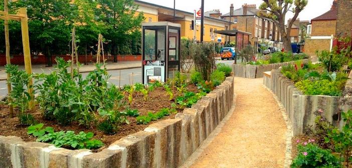 giardini urbani londra sempre pi verde con nuovi 100