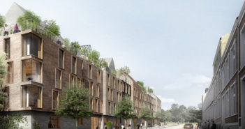 social housing sostenibile