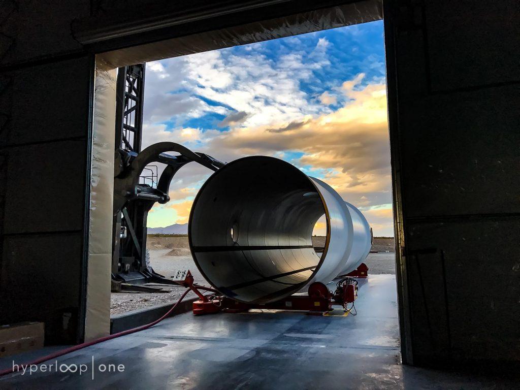 Aggiornamenti sull'Hyperloop