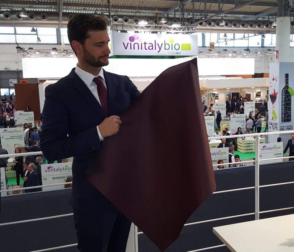 Innovazione tessile sostenibile