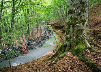 Giro d'Italia Ride green
