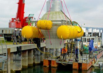 sfruttare il mare come energy storage