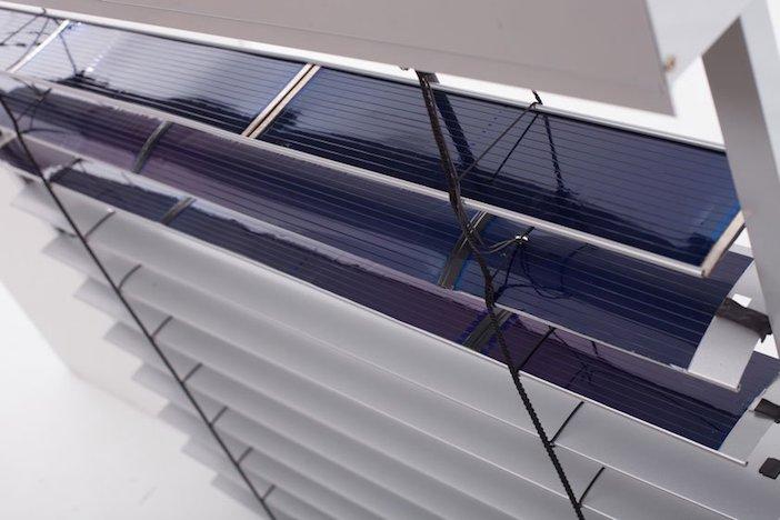 tapparella fotovoltaica
