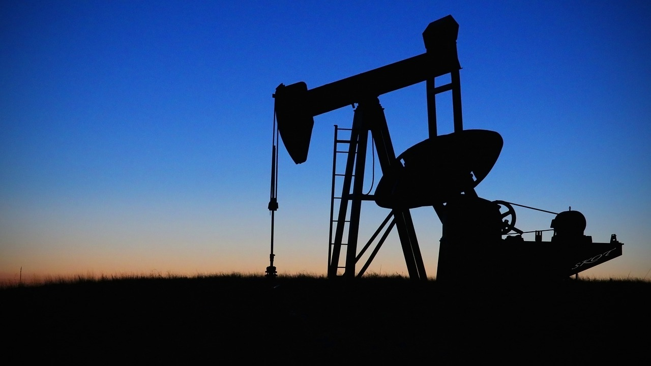 estrazione petrolifera