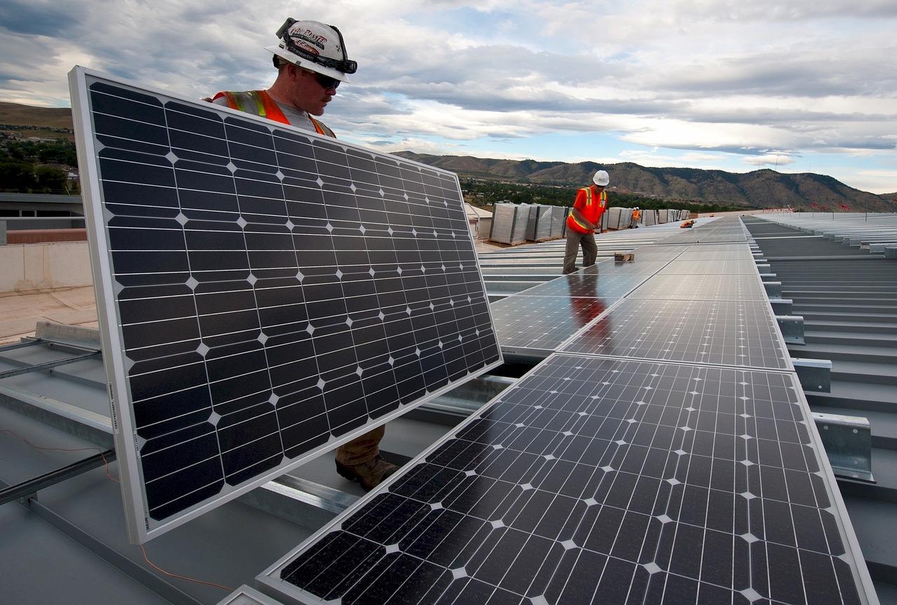 gli impieghi nelle energie rinnovabili
