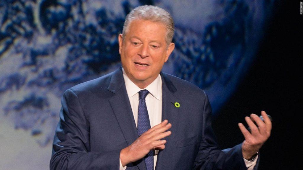 documentario sugli effetti dei cambiamenti climatici