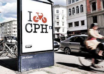 Nuove soluzioni per il traffico su 2 ruote: Copenaghen sempre un passo avanti