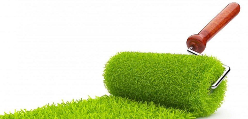 Vernice ecologica: arriva dal Regno Unito l'innovativa pittura a base di grafene