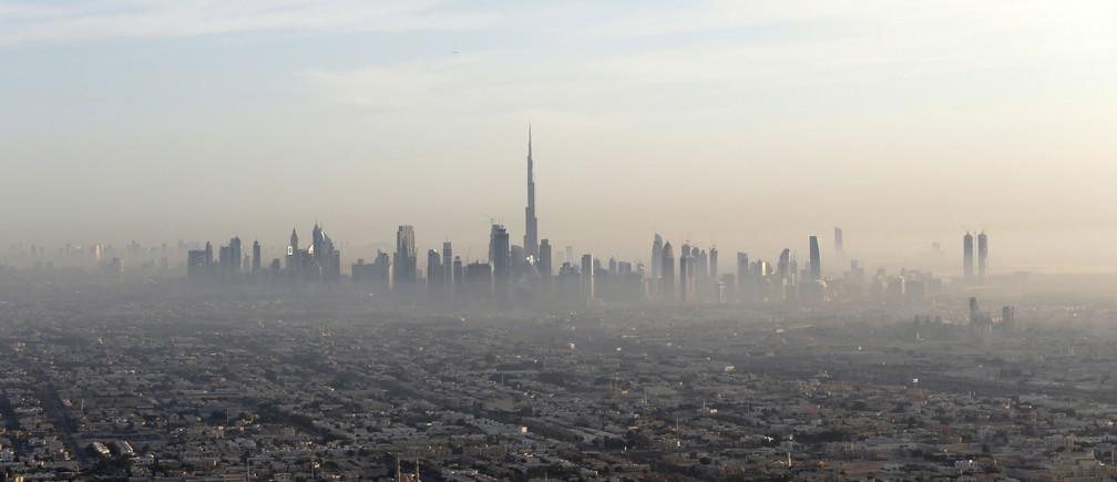 Economia post-petrolio Middle east cities (foto: www.reuters.com)