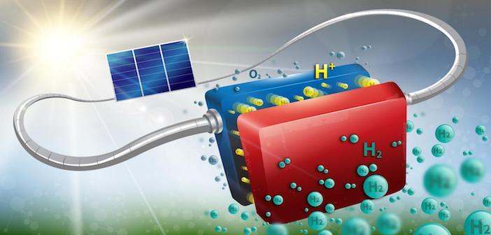 idrogeno ed energia solare