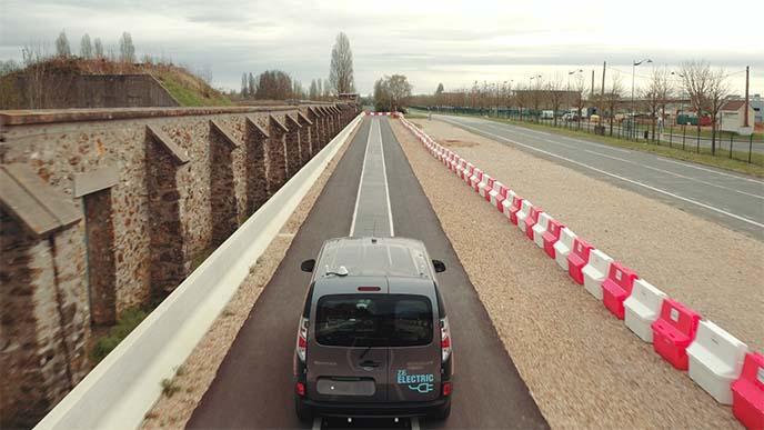 infrastruttura per auto elettriche