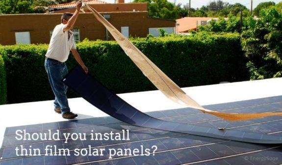 pannelli solari a film sottile (foto: www.energysage.com)