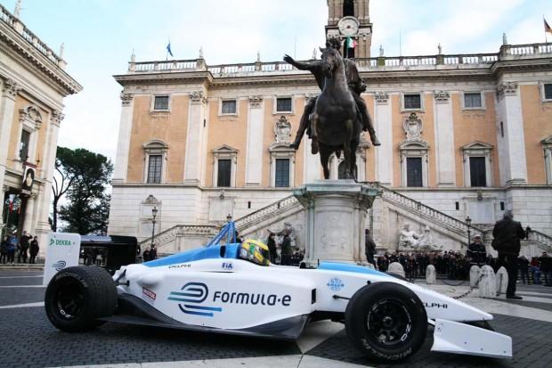auto elettriche da corsa