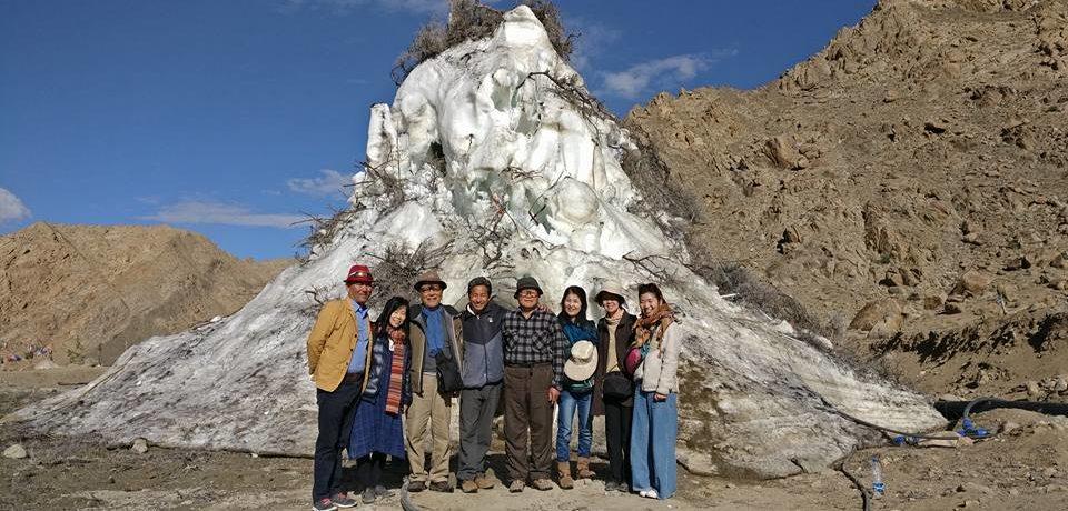 ghiacciai artificiali