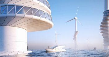 Abitazioni ad energia eolica