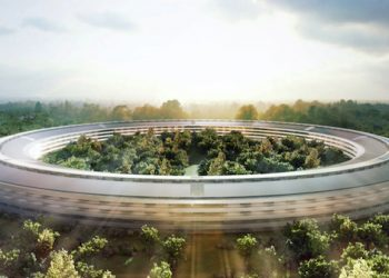 sostenibilità apple park