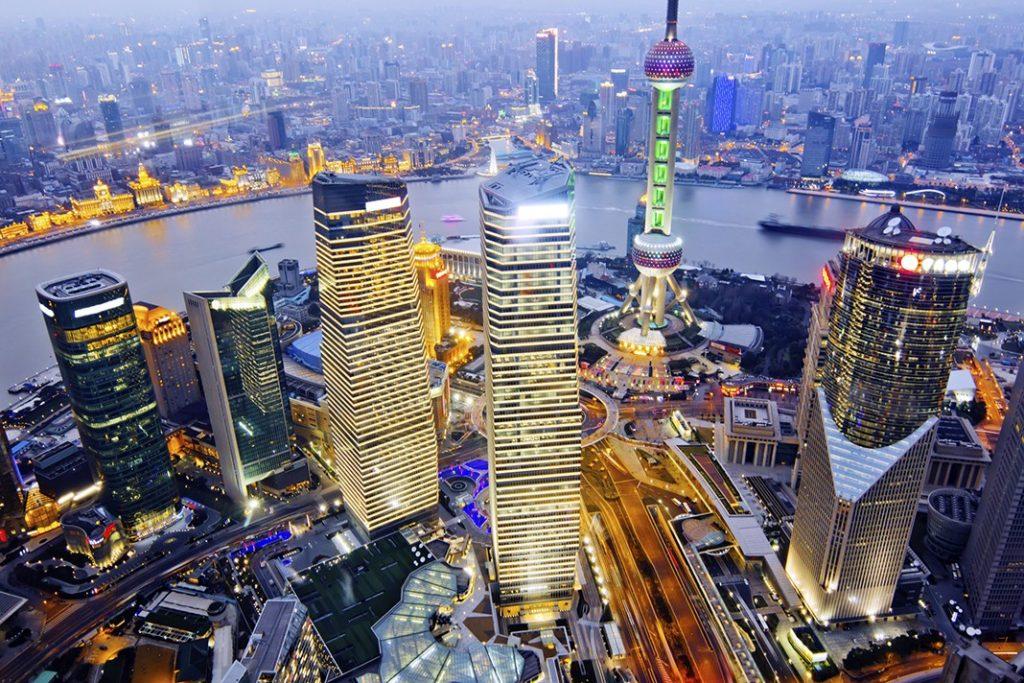 trasformazioni energetiche in Cina