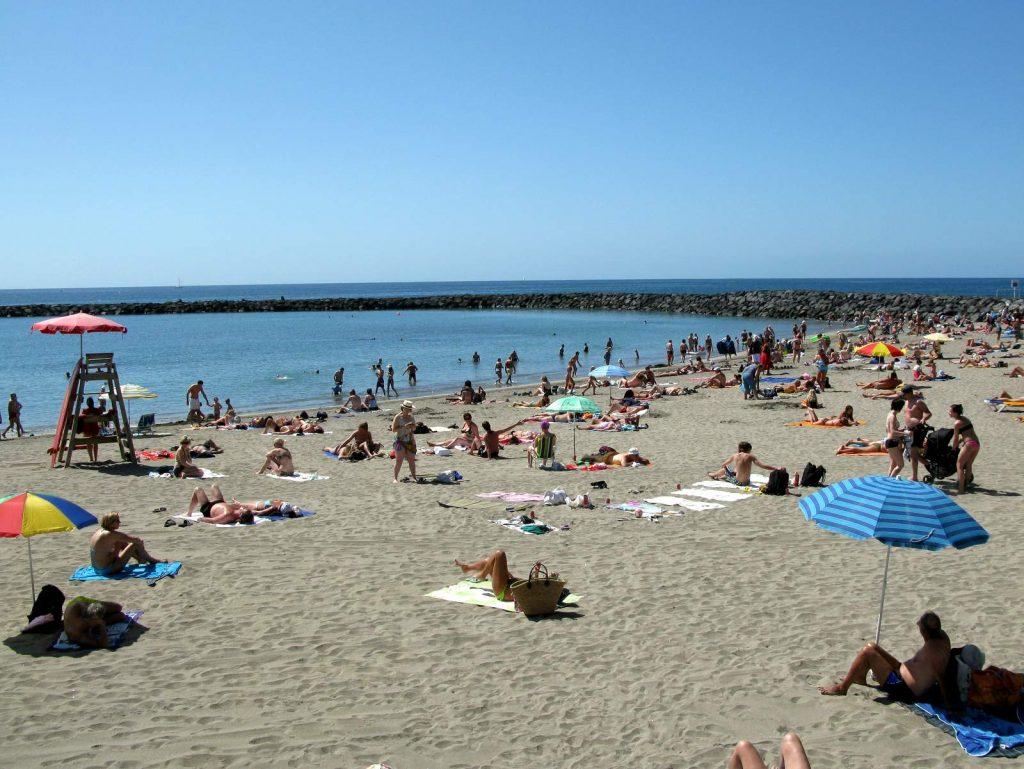 Monitoraggio spiagge europee: Tenerife, Spain 2 (foto: www.eea.europa.eu)