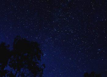 senza inquinamento luminoso