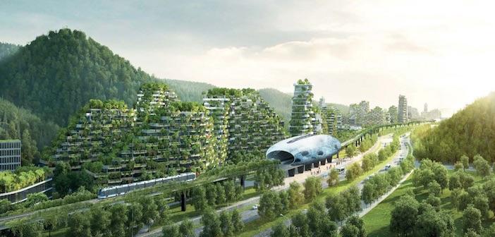 città-foresta