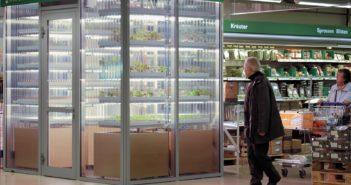 supermercati e indoor farming