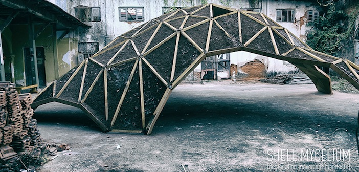 architettura biodegradabile