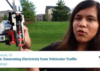 energia dal traffico