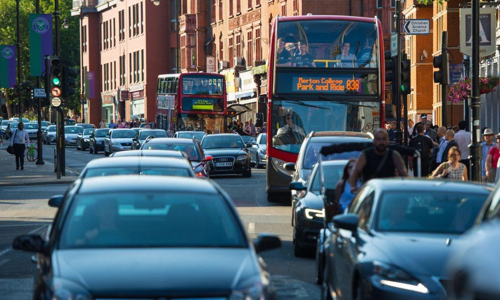 riduzione del traffico urbano