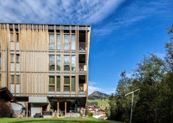 architettura sostenibile in legno