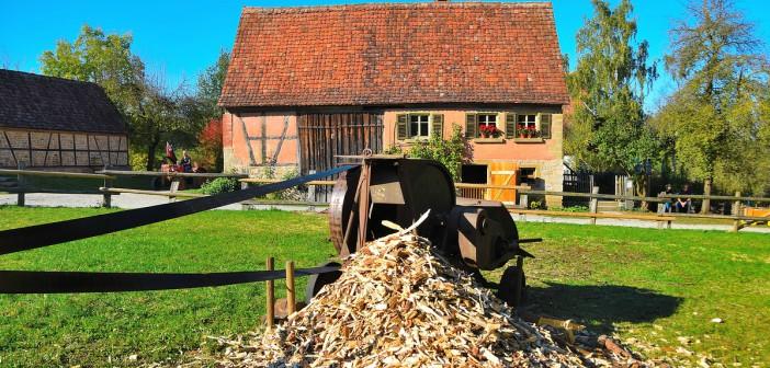 biofuel da legno cippato