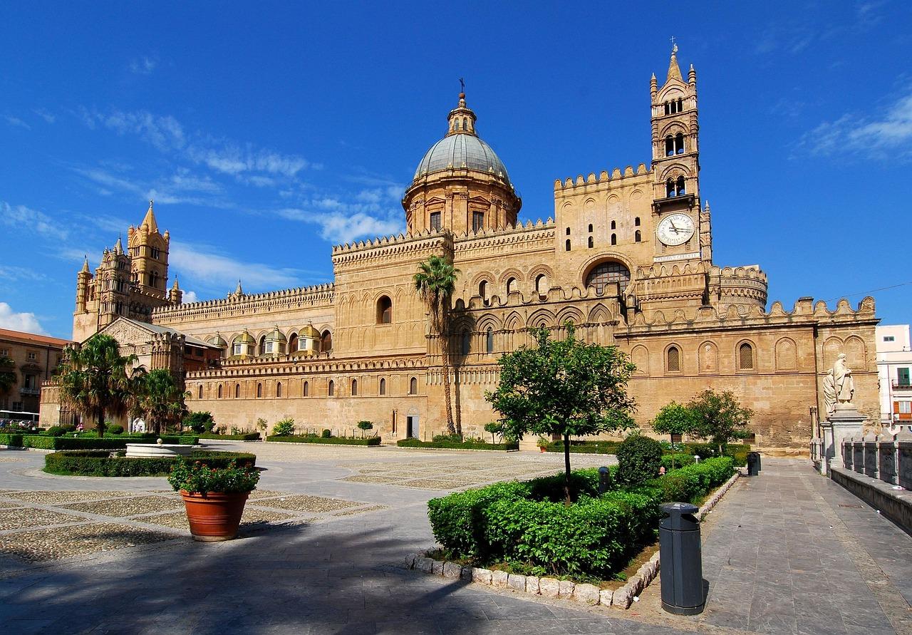 nuova ciclabile di Palermo