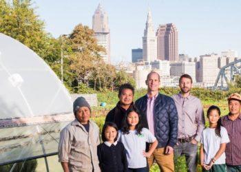 Urban farming e rifugiati