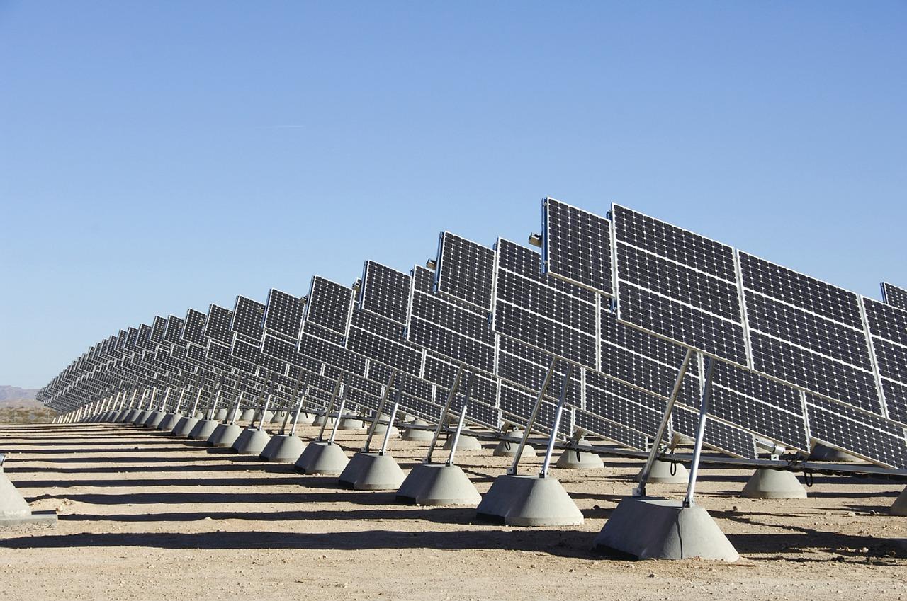 Desalinizzazione ed energia solare: