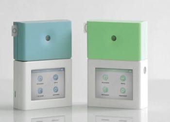 UpSens, Monitoraggio domestico dell'aria