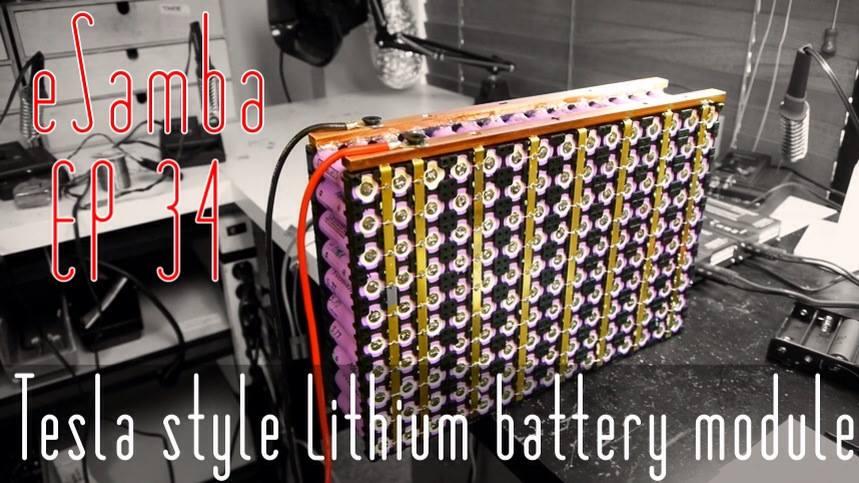 riciclo delle batterie dei laptop