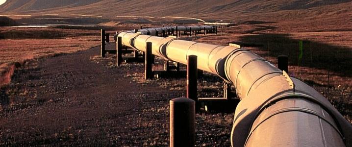 oleodotto bloccato per ragioni ambientali