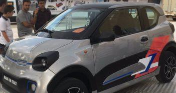 auto elettrica italiana