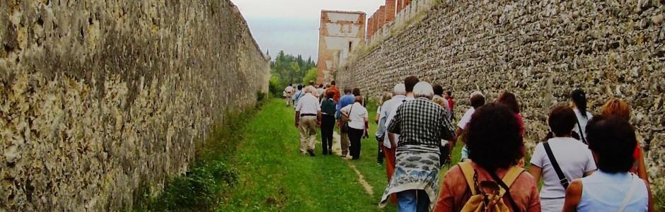 trekking urbano a Salsomaggiore Terme