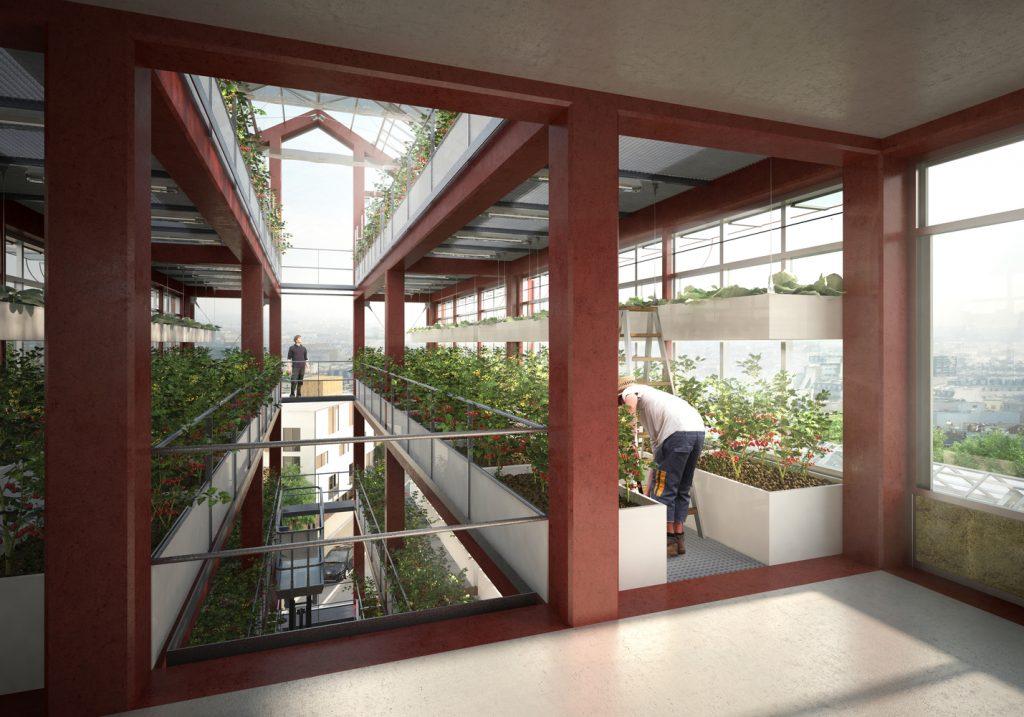 Poltred Studio / architectes ilimelgo (mandataire) et Secousses (associé)