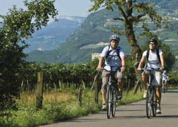 Ciclabili in Trentino