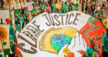 diritti umani e cambiamento climatico
