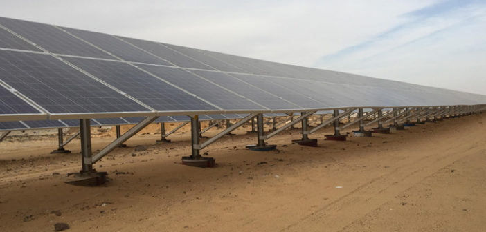 Impianti fotovoltaici nel deserto: In Egitto l'unico produttore è KarmSolar