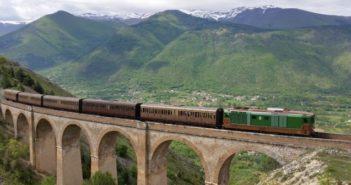 sostenibilità e turismo su rotaia