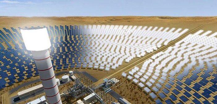 Parco solare di Dubai