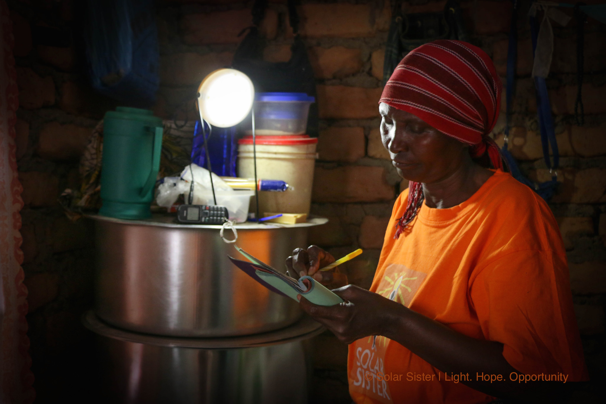 transizione energetica solar sister