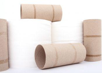 riciclo della carta igienica